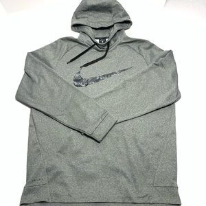 NIKE Men's XL Therma DRI-FIT Hoodie with Pocket